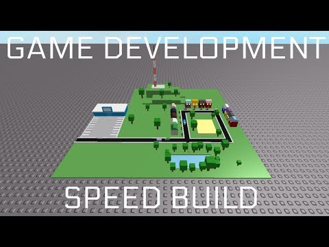 [ROBLOX] Game Development - Find the button - Speed build - F3X