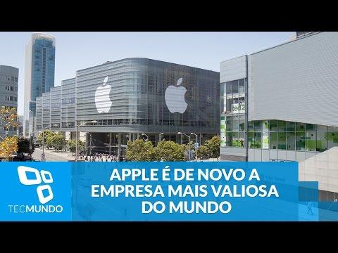 Durou Pouco: Alphabet Cai E Apple Volta A Ser Empresa Mais Valiosa Do Mundo