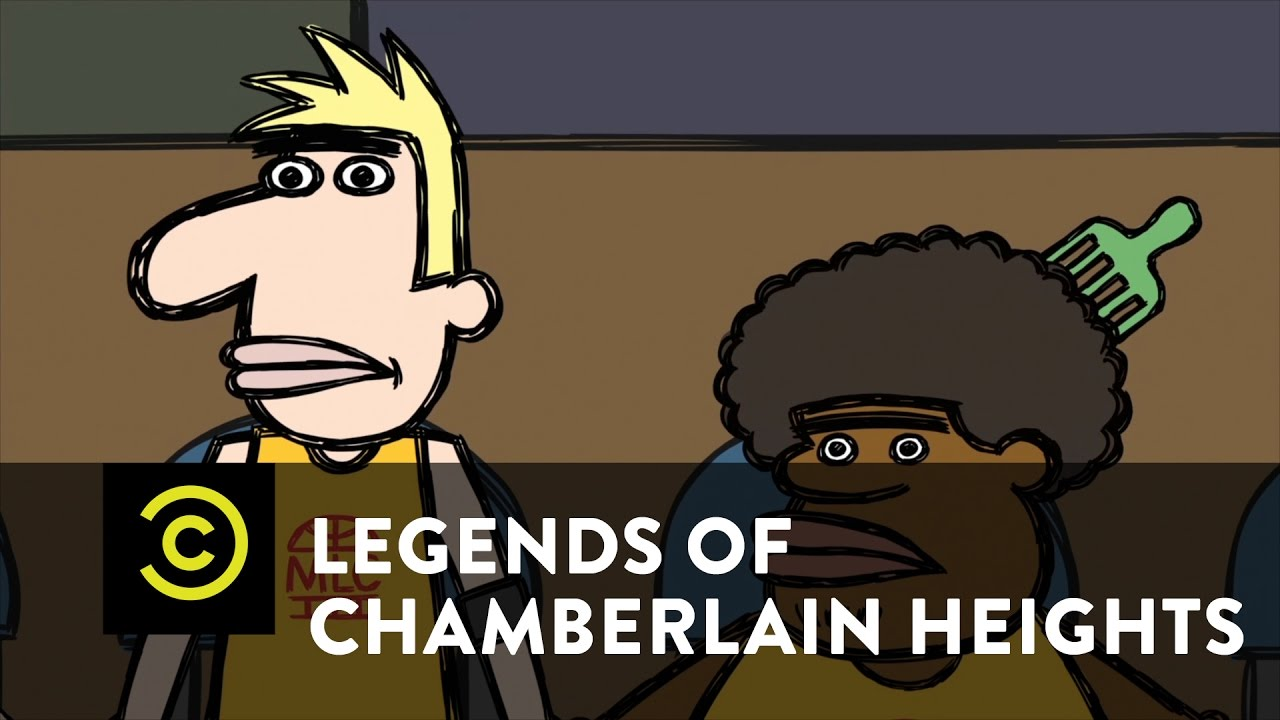 watch legends of chamberlain heights full episodes