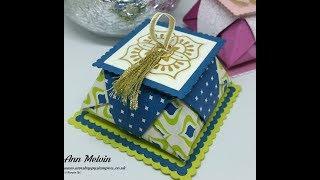 #1 New Catalogue Week Tiny Origami Gift Box