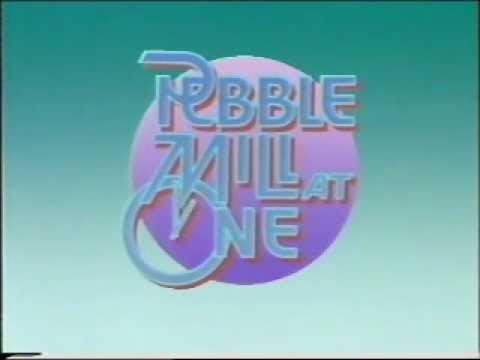 BBC Pebble Mill At One titles 1985