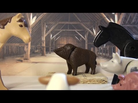 Farm der Tiere YouTube Hörbuch Trailer auf Deutsch