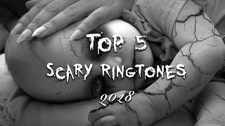Top 5 Scary Ringtones 2020 |With Download Link|