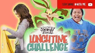 Looney Tunes Laundry Challenge | Looney Tunes Lunchtime Challenge | WB Kids