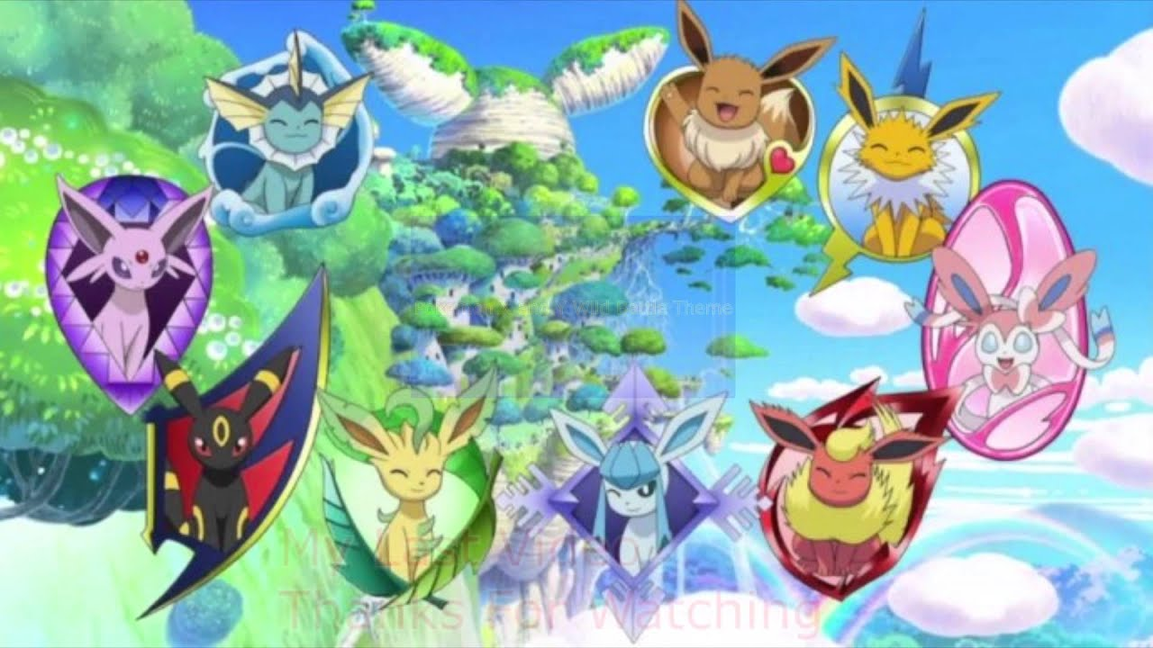 Pokemon X And Y Rival Battle Theme