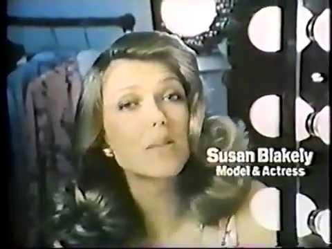 Susan Blakely 1974 Woolite Commercial