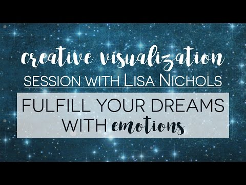 Creative Visualization Session // Also in Russian