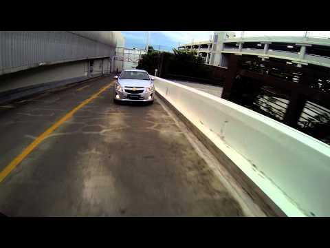 Teaser รีวิว 2013 Chevrolet Cruze 1.8 LTZ Test Drive ขับทดสอบ