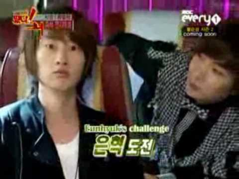 my favorite moments of Eunhyuk