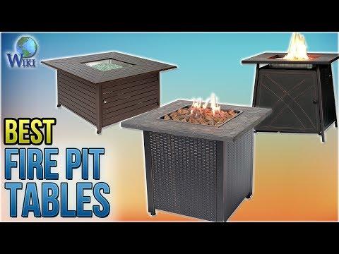 10 Best Fire Pit Tables 2018