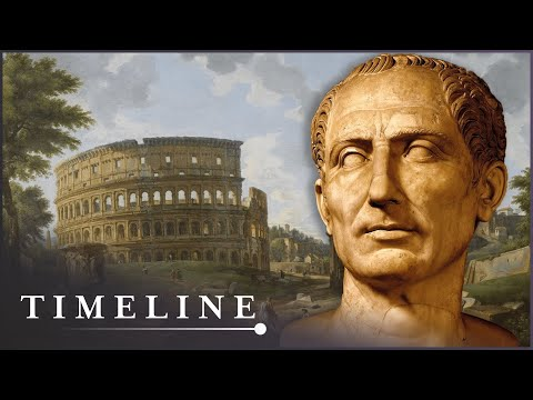 The Rise Of Julius Caesar | Tony Robinson's Romans | Timeline
