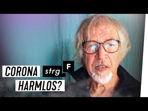 Corona: Die Krassesten Thesen Und Lügen | STRG_F