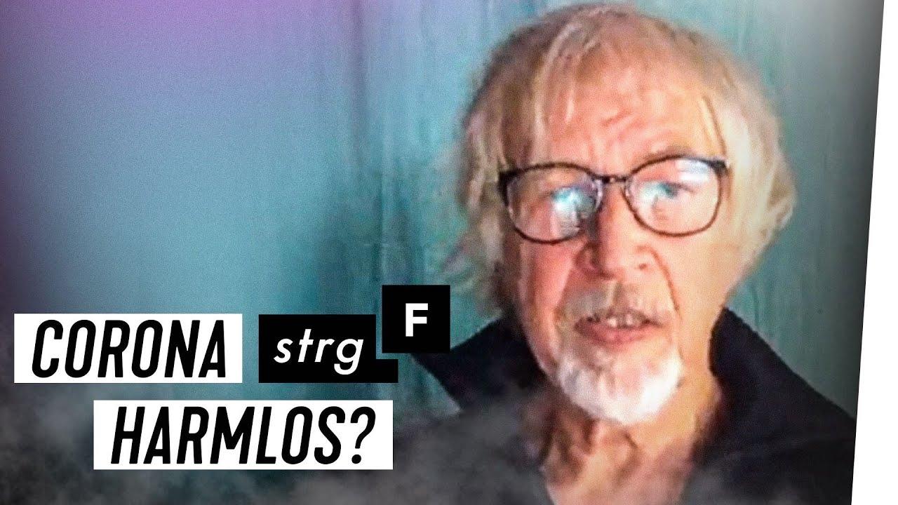 Strg F Video Zur Coronakrise Das Virus Heisst Verschworung Und