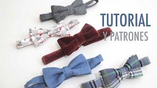 Repeat youtube video DIY Cómo hacer pajaritas para niños (patrones)