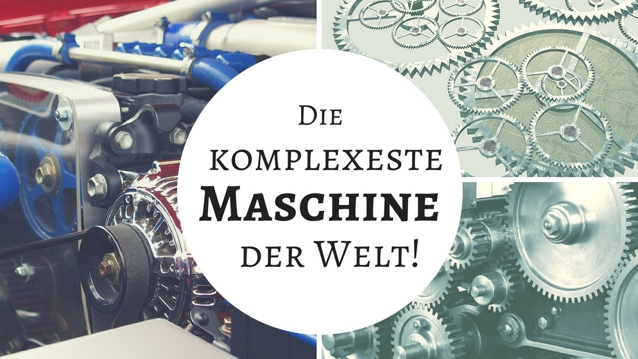 Dein Körper - Die komplexeste Maschine der Welt!