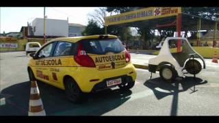 Repeat youtube video Aprenda a fazer baliza - Autoescola Silva