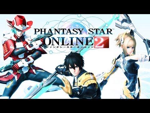 Phantasy Star Online 2 – Gameplay Let's Play! Episode 1