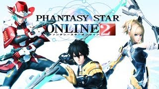 Phantasy Star Online 2 - Gameplay Let