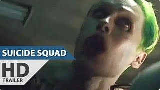 SUICIDE SQUAD TV Spot - Sucker for Pain (2016) [New Footage]