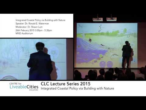 Ronald Waterman: Integrated coastal planning via building with nature