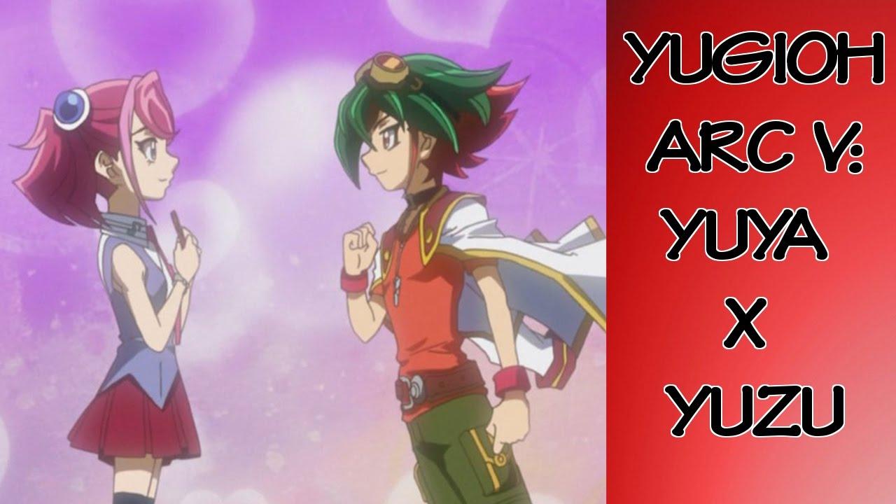 Anime Couple: Yugioh ARC V :Yuya x Yuzu - YouTube  Anime Couple: Y...