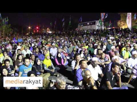 Anwar Ibrahim: Saya Tidak Sekali-Kali Akan Korbankan Kepentingan Melayu & Islam Di Negara Ini