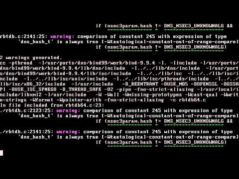 Install DNS Server on FreeBSD 10