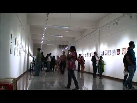 Exhibition at Rangoli - Metro Art Centre, Bangalore o International Men's Day by Confidare and CRISP
