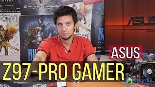 Asus Z97-Pro Gamer: обзор материнской платы