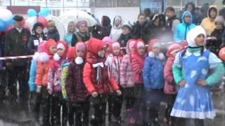Танец на 9 мая г. Бирюсинск