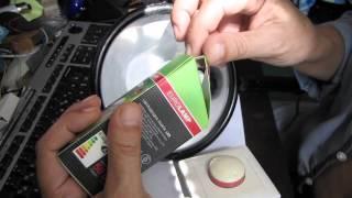 Простая светодиодная лампа и диммер(Как ведёт себя простая светодиодная лампа подключенная через диммер., 2014-08-26T09:01:08.000Z)