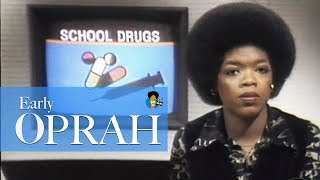 Oprah's Early Years Into Whitism Indoctrination Television  (1978-1981)