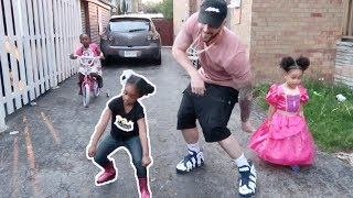 SHE TAUGHT ME HOW TO DANCE!!! thumbnail