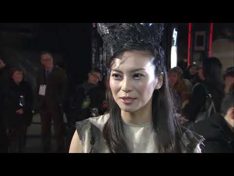 47 RONIN 2013 Japan Premiere Ko Shibasaki