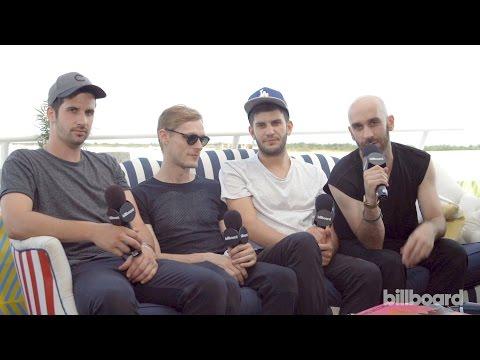 X Ambassadors at Billboard Hot 100 Fest: 'We Grew Up on Hip-Hop and R&B'