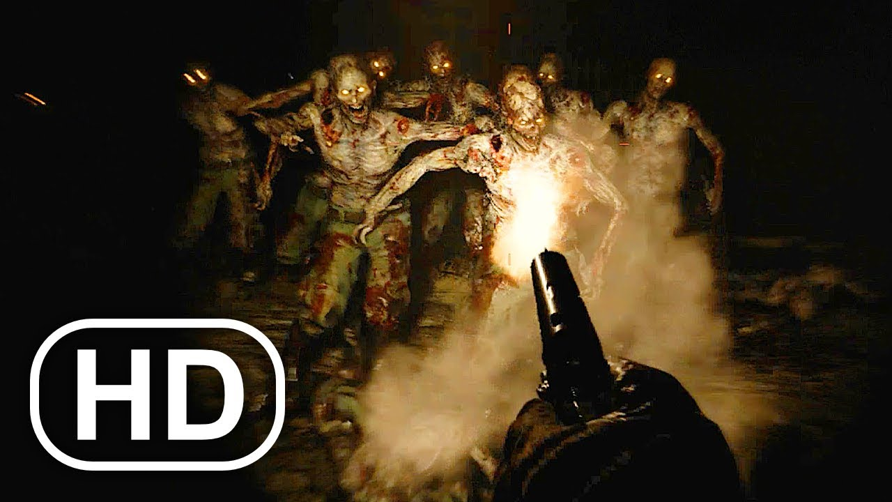 Zombies In Campaign SECRET CALL OF DUTY BLACK OPS COLD WAR Mission