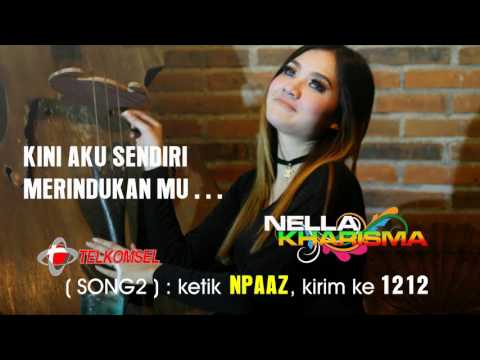 "NELLA KHARISMA "" PENYESALAN ABADI versi INDONESIA LIRIK OFFICIAL VIDEO"