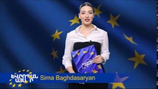 """Europe Today"" programme February, 2017 part 1 (English subtitles)"