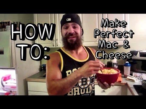 HOW TO: Make Perfect Mac & Cheese
