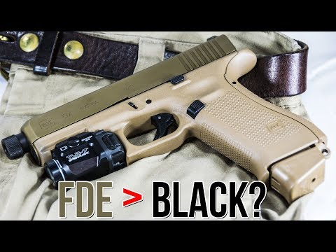 Is FDE Concealed Carry Camo?