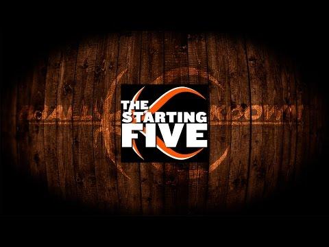 The Starting Five: 2015-16 NBA Season Preview