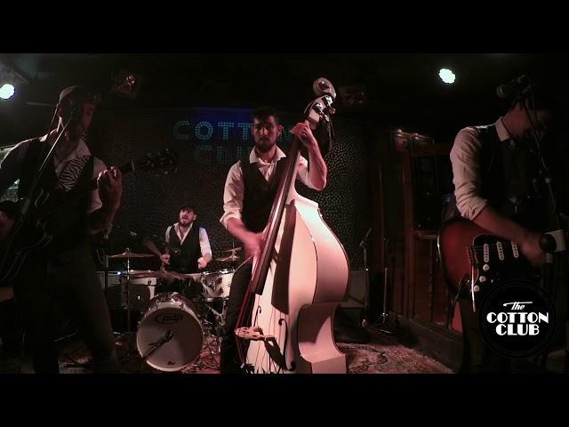 Billymonkeys en directo en Cotton Club Bilbao Realidad