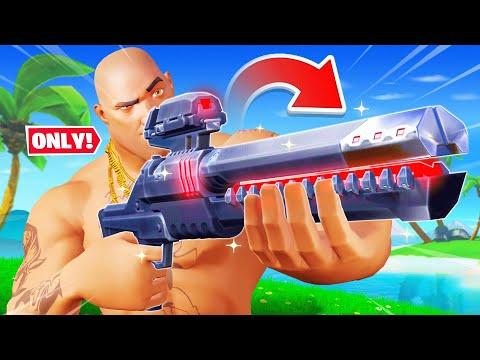 The RAIL GUN *ONLY* Challenge!