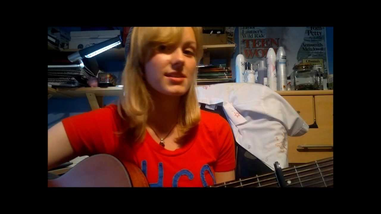 How To Play Last Kiss Taylor Swift Acoustic Guitar Lesson Youtube