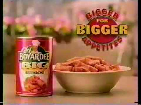 Kane and Booker T Chef Boyardee Commercials