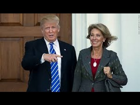 Is Donald  Trump Education Pick Betsy DeVos Right For Us?