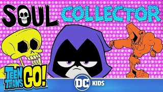 Teen Titans Go! in Italiano | Uncle Death il collezionista di anime!
