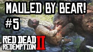 Red Dead Redemption 2   EV L CHO CES 5 Bears and Bar Room Brawls