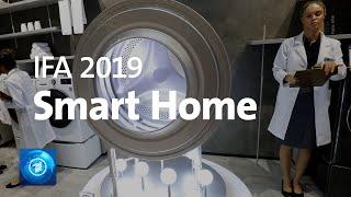 IFA 2019: Jan Hofer testet Smart-Home-Anwendungen