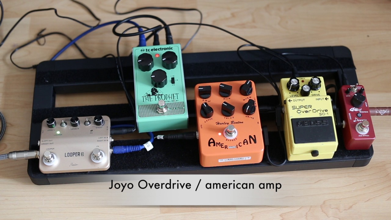 Setting Up An Affordable Guitar Pedal Board